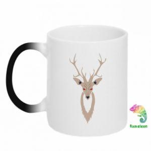 Kubek-kameleon Gentle deer