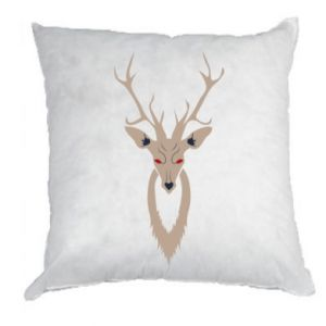 Pillow Gentle deer - PrintSalon
