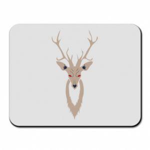 Mouse pad Gentle deer - PrintSalon