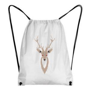 Backpack-bag Gentle deer - PrintSalon