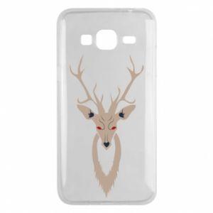 Etui na Samsung J3 2016 Gentle deer