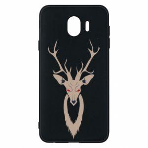 Etui na Samsung J4 Gentle deer