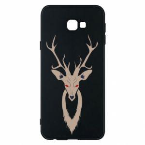 Phone case for Samsung J4 Plus 2018 Gentle deer - PrintSalon