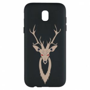 Phone case for Samsung J5 2017 Gentle deer - PrintSalon