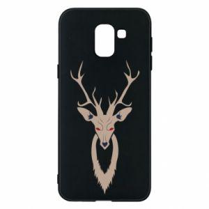 Phone case for Samsung J6 Gentle deer - PrintSalon