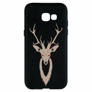Phone case for Samsung A5 2017 Gentle deer - PrintSalon
