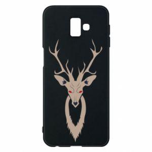 Etui na Samsung J6 Plus 2018 Gentle deer