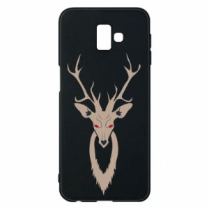 Phone case for Samsung J6 Plus 2018 Gentle deer - PrintSalon