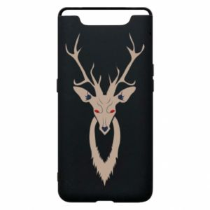 Phone case for Samsung A80 Gentle deer - PrintSalon