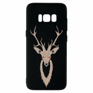 Phone case for Samsung S8 Gentle deer - PrintSalon