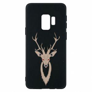 Phone case for Samsung S9 Gentle deer - PrintSalon