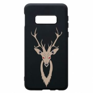 Phone case for Samsung S10e Gentle deer - PrintSalon