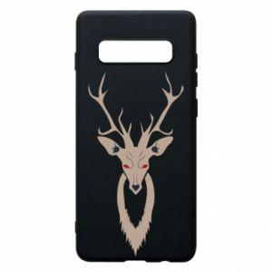 Etui na Samsung S10+ Gentle deer