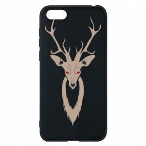 Phone case for Huawei Y5 2018 Gentle deer - PrintSalon