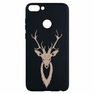 Phone case for Huawei P Smart Gentle deer - PrintSalon