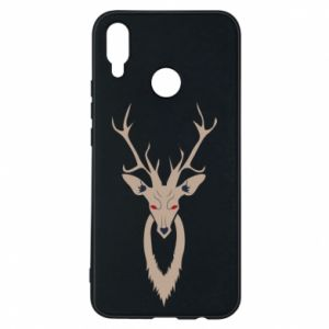 Phone case for Huawei P Smart Plus Gentle deer - PrintSalon