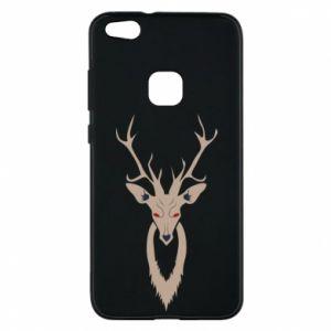 Phone case for Huawei P10 Lite Gentle deer - PrintSalon