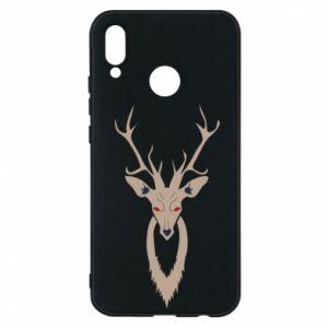 Etui na Huawei P20 Lite Gentle deer