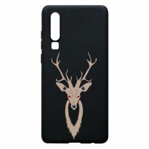 Etui na Huawei P30 Gentle deer