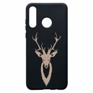 Phone case for Huawei P30 Lite Gentle deer - PrintSalon