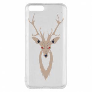 Phone case for Xiaomi Mi6 Gentle deer - PrintSalon