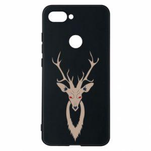 Phone case for Xiaomi Mi8 Lite Gentle deer - PrintSalon