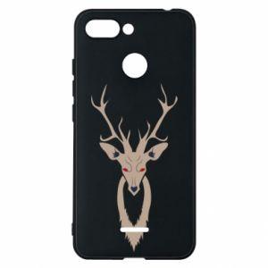 Phone case for Xiaomi Redmi 6 Gentle deer - PrintSalon
