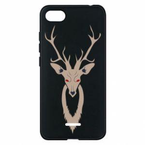 Phone case for Xiaomi Redmi 6A Gentle deer - PrintSalon