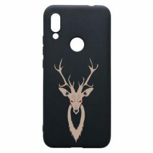 Etui na Xiaomi Redmi 7 Gentle deer