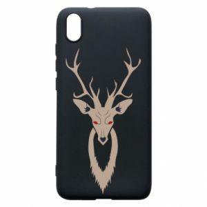 Phone case for Xiaomi Redmi 7A Gentle deer - PrintSalon
