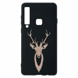 Phone case for Samsung A9 2018 Gentle deer - PrintSalon