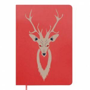 Notepad Gentle deer - PrintSalon