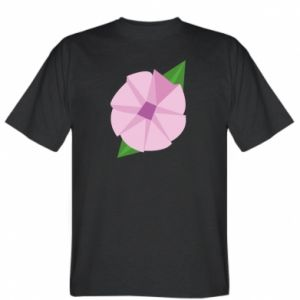 T-shirt Gentle flower abstraction - PrintSalon