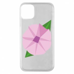 Etui na iPhone 11 Pro Gentle flower abstraction