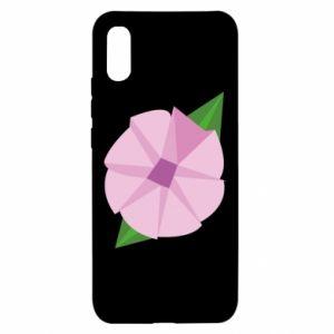 Etui na Xiaomi Redmi 9a Gentle flower abstraction