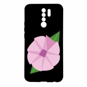 Etui na Xiaomi Redmi 9 Gentle flower abstraction