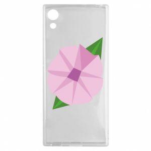 Etui na Sony Xperia XA1 Gentle flower abstraction