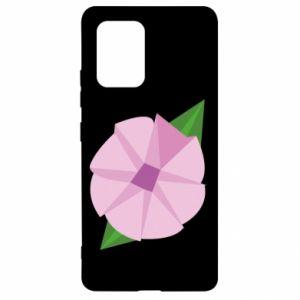 Etui na Samsung S10 Lite Gentle flower abstraction
