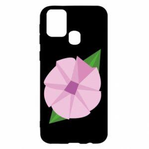 Etui na Samsung M31 Gentle flower abstraction