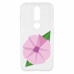 Etui na Nokia 4.2 Gentle flower abstraction
