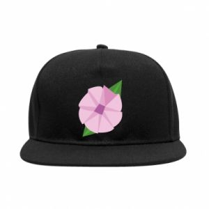 SnapBack Gentle flower abstraction - PrintSalon