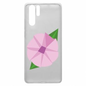 Etui na Huawei P30 Pro Gentle flower abstraction