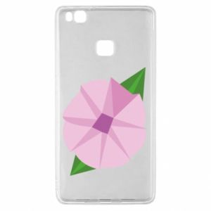 Etui na Huawei P9 Lite Gentle flower abstraction