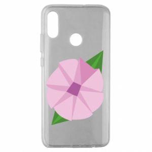 Etui na Huawei Honor 10 Lite Gentle flower abstraction