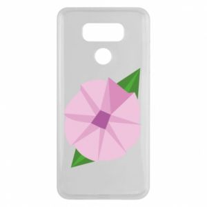 Etui na LG G6 Gentle flower abstraction