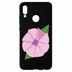 Etui na Huawei P Smart 2019 Gentle flower abstraction