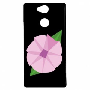 Etui na Sony Xperia XA2 Gentle flower abstraction