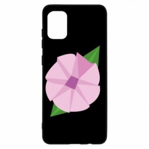 Etui na Samsung A31 Gentle flower abstraction
