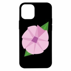 Etui na iPhone 12 Mini Gentle flower abstraction