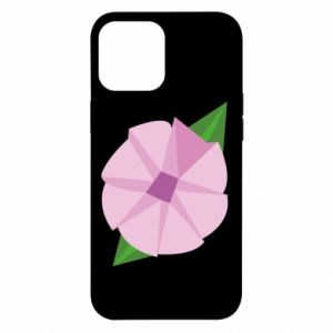 Etui na iPhone 12 Pro Max Gentle flower abstraction